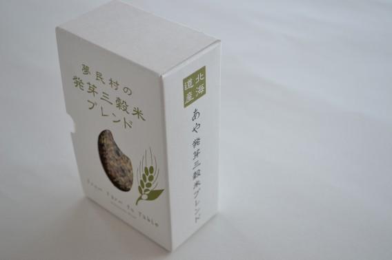 お米のギフトパッケージ